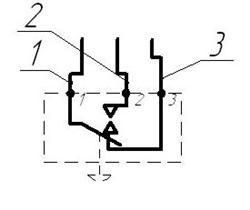 Схема электрическая подключения